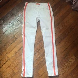 Joe Fresh Side Stripe Trouser Jeans